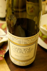 "2010 Claiborne & Churchill Edelzwicker ""Proprietors' Blend"""