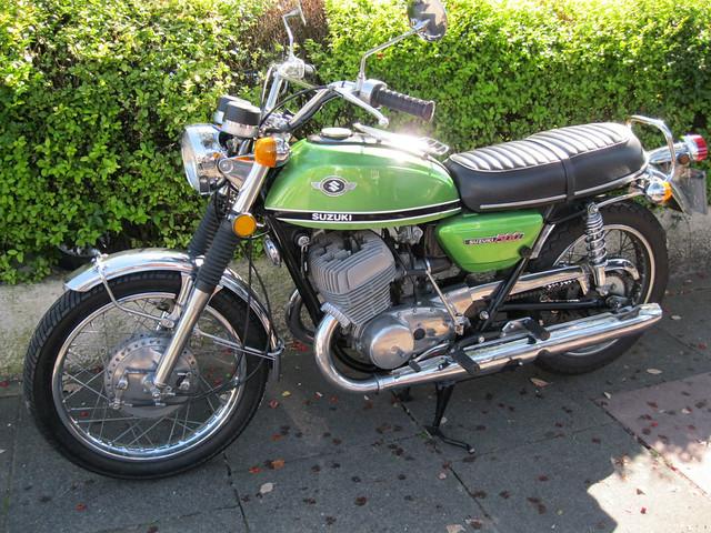 Suzuki T500 mk111