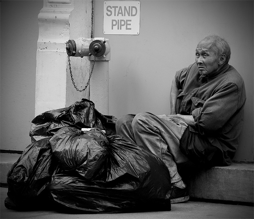Homelessness (1/2), New York