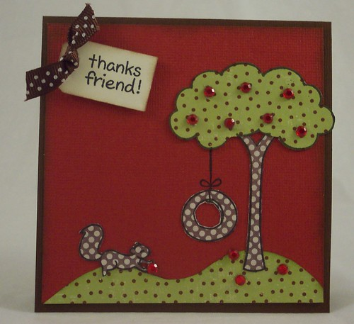 Apple Tree Card