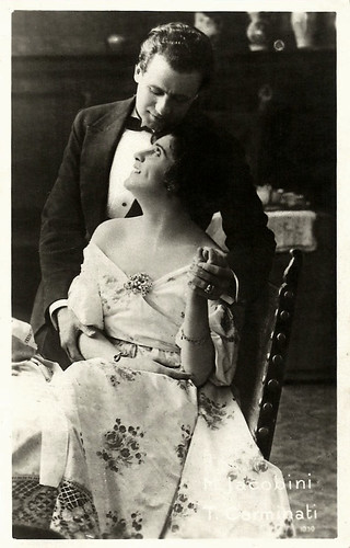 Maria Jacobini and Tullio Carminati