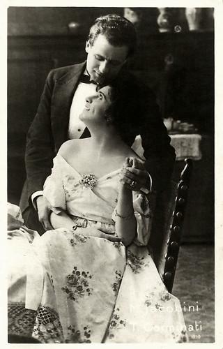 Maria Jacobini and Tullio Carminati