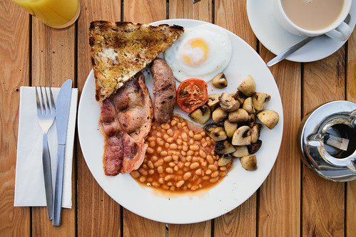 jazz cafe full english (bath)
