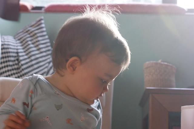 a minha Emília cheia de sol