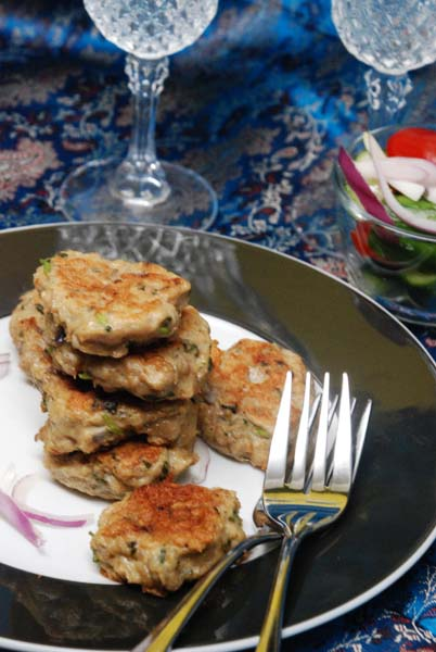 Bong Mom's CookBook: The H-man's Chicken Kabab -- from the