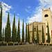 El templo del ex Convento de San Nicolás Tolentino - Actopan por Infinita Highway!