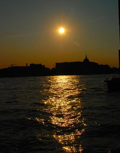 Venice - A DeLIGHTful Evening on the Canale della Giudecca
