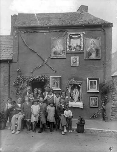 Green Street, Waterford, 1932