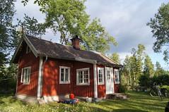 スウェーデンのサマーハウス