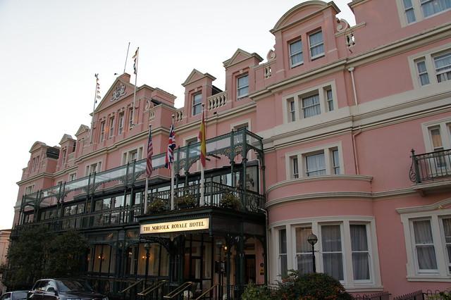 Hotel Royale Bournemouth