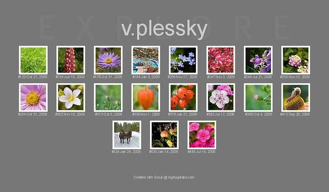 Photos in Explore * Фотографии в Explore на Flickr
