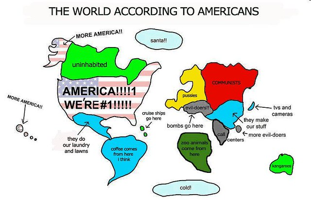 American Exceptionalism, Explained from Flickr via Wylio