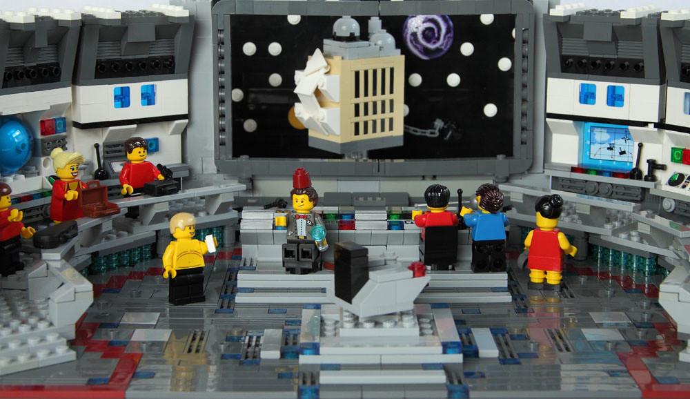 Lego Star Trek Bridge The Best Bridge 2017