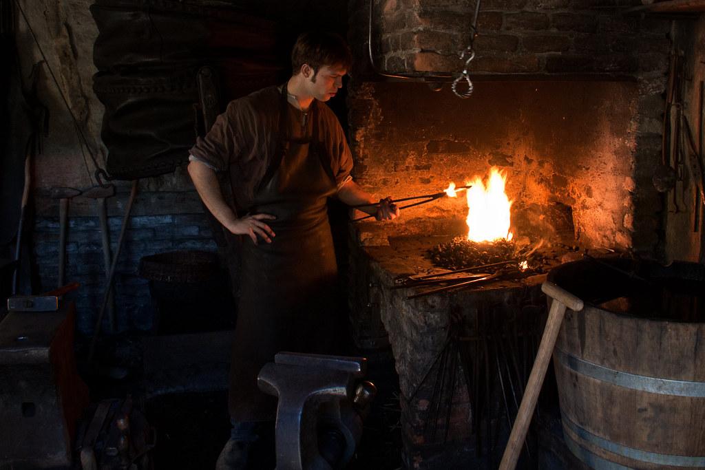 3.5.5 mining and blacksmithing guide