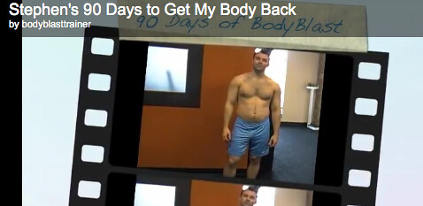 Get My Body Back Personal Trainer