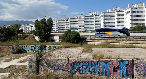 Graffiti Fuengirola Costa Del Sol by justblazemedia