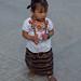 Small girl - Niña pequeña; Nieves Ixpantepec, Oaxaca, Mexico por Lon&Queta