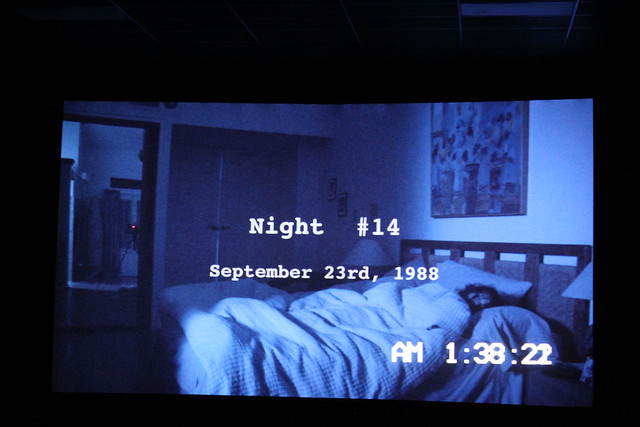 Paranormal activity 3 flickr photo sharing for Paranormal activities in the world