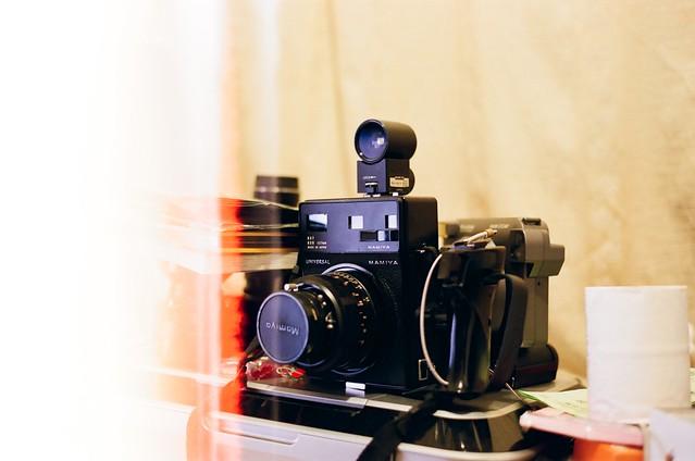 Leica M6試玩蔡司ZM 50mm F2