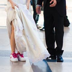 Bridal shoes…