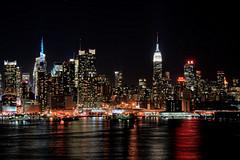 New York City - Manhattan Night 03