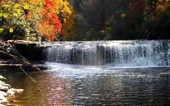 Blue Ridge Highway Fall