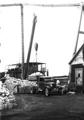 20-11b Vinalhaven, Maine 1936 Pink Granite Quarry