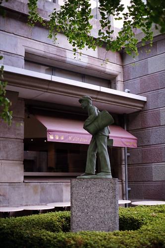 Nihon-odori Ave.
