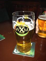 Wrexham Lager!