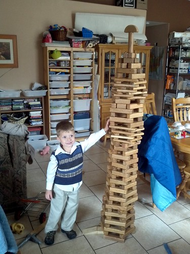 Soren wanted a tower
