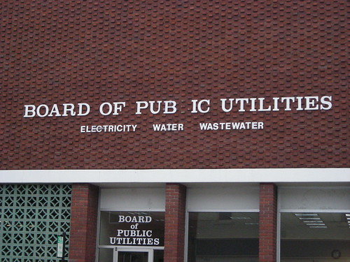 Board of Pubic Utilities