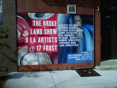 The Broke Land Show (17 Frost)