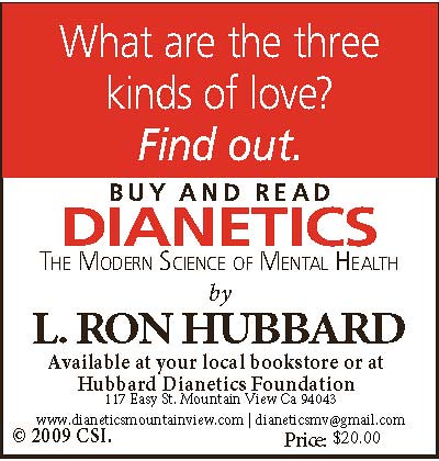 Dianetics_What are the Three Kinds of Love