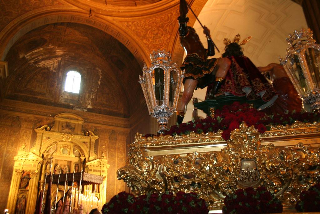 Hermandad del Valle de Sevilla, Jueves Santo 2011 3