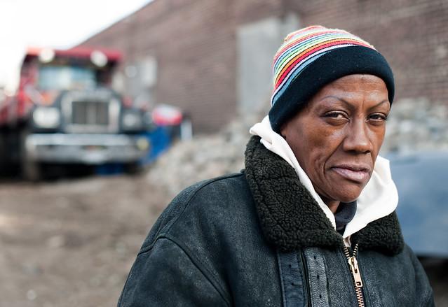 Henriette: Hunts Point, Bronx