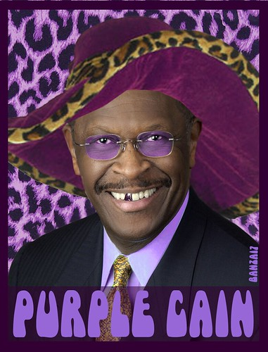 PURPLE CAIN by Colonel Flick