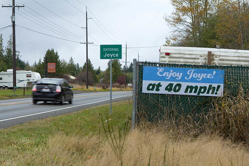 Passive aggressive speed limits
