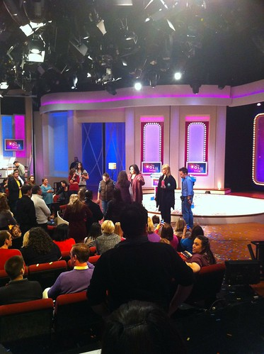 The Rosie Show Taping