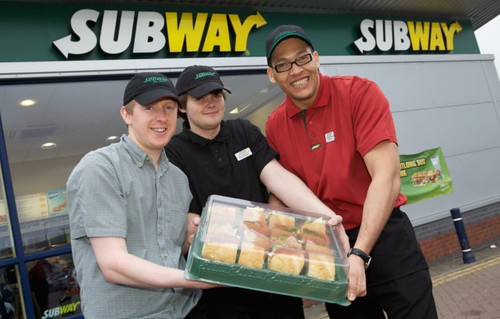 Catering Student Secures Subway Job 6