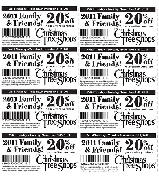 Treetime coupon