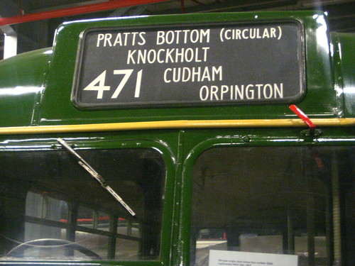 Pratts Bottom Bus