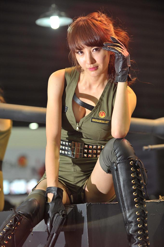 신선아 - SHIN Suna @ GSTAR 2011