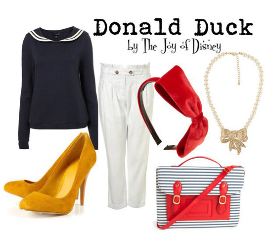 Inspired by: Donald Duck