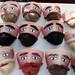 Máscaras de chinelo