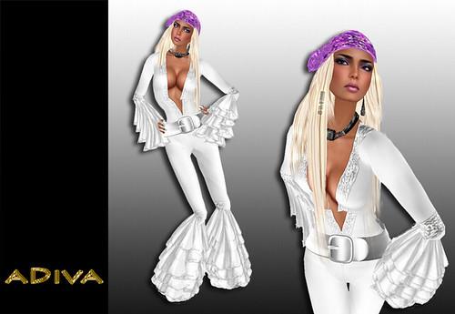 aDiva couture Agnetha