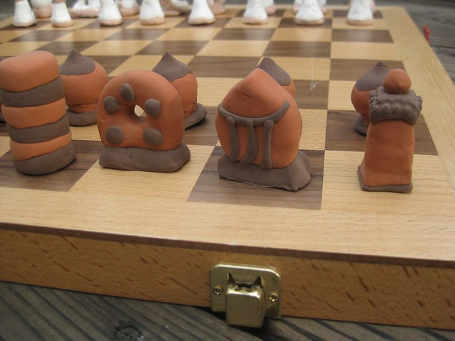 Diy Chess Set Scot Hacker 39 S Foobar Blog