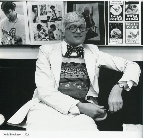 David Hockney, 1973