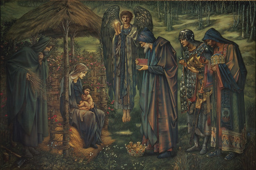 The Star of Bethlehem by Edward Burne-Jones