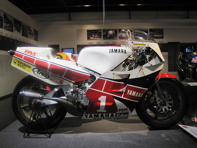 1983 YZR500 06K (Test machine)