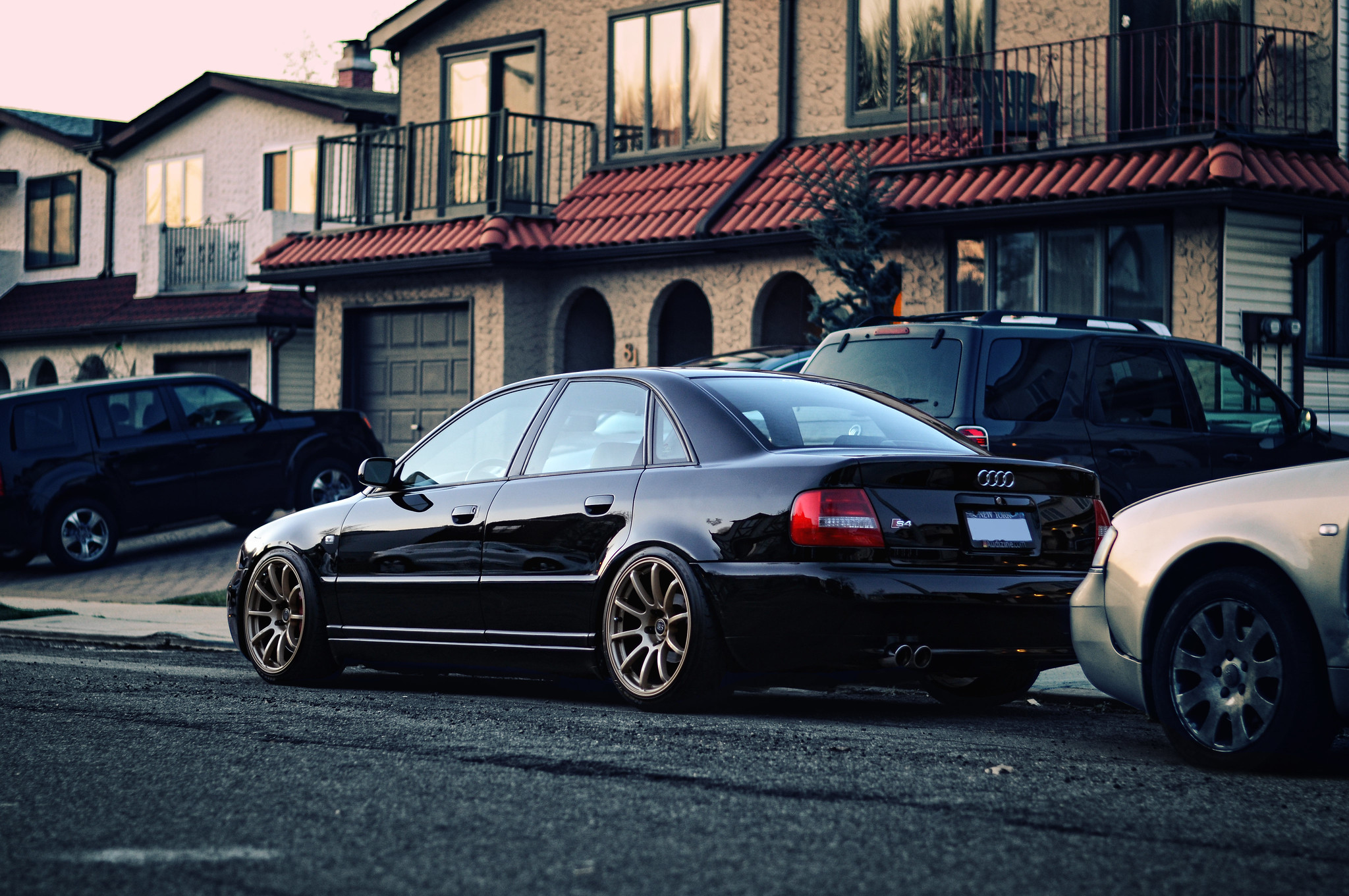 My Brilliant Black B5 S4 Audi